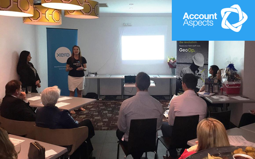 Sarah O'Donovan using Xero