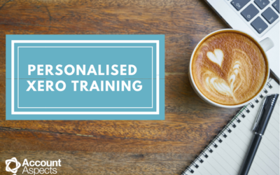 Personalised one on one Xero Training