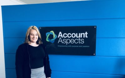 Kayla Butt joins Account Aspects as Admin Trainee