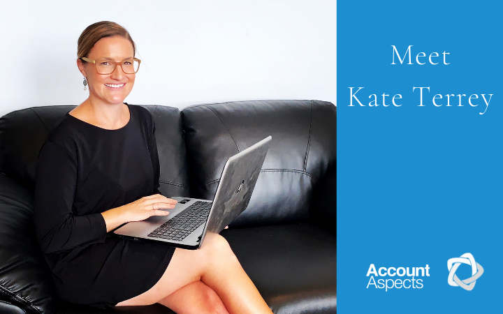 Introducing Our Bookkeeper Kate Terrey